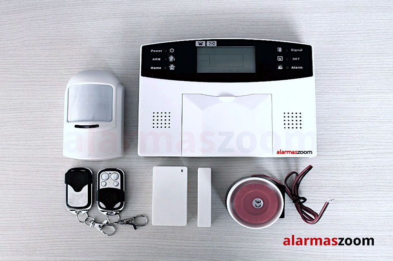 Alarmas-zoom AZ016 GA997CQ