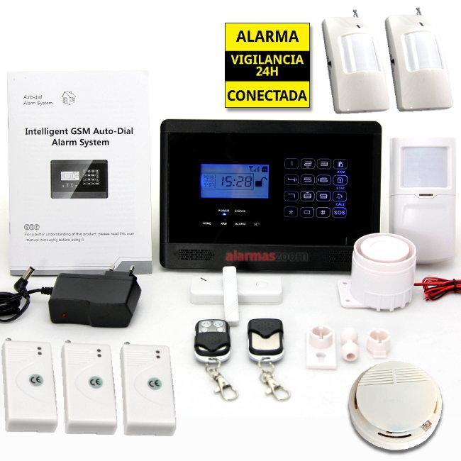 Comprar online Central alarma alarmas-zoom B1_2 al mejor precio