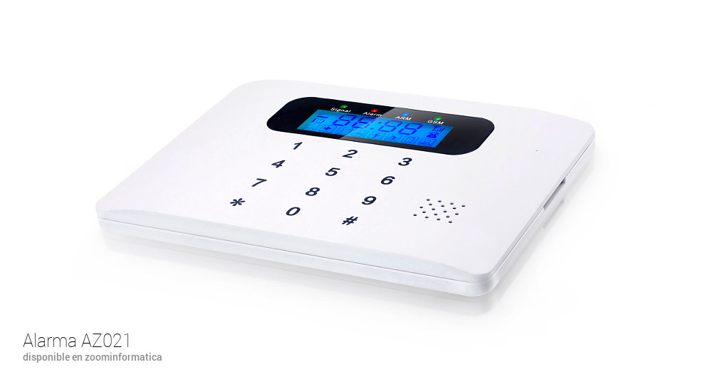 Alarmas-zoom AZ021 G30C