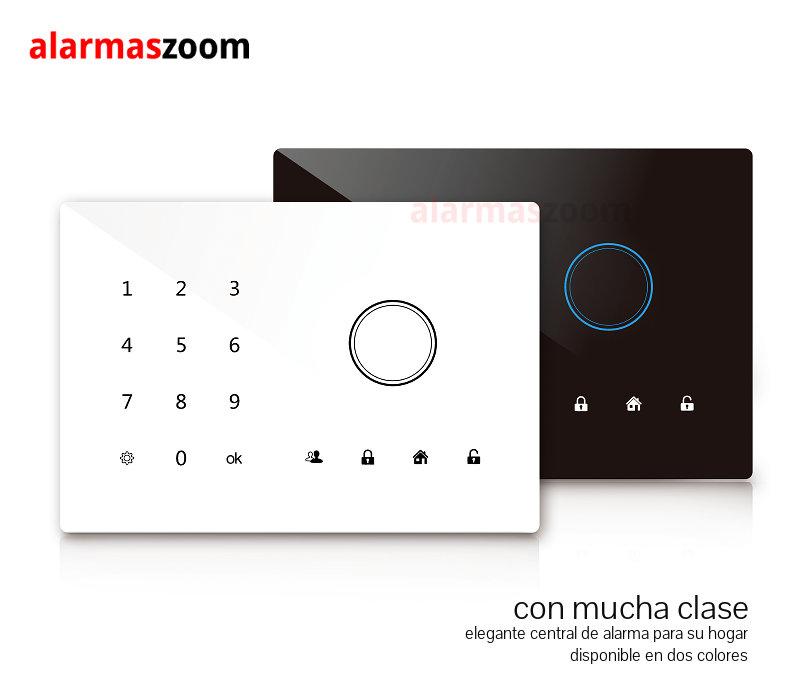 Alarmas-zoom AZ012 GA242Q B