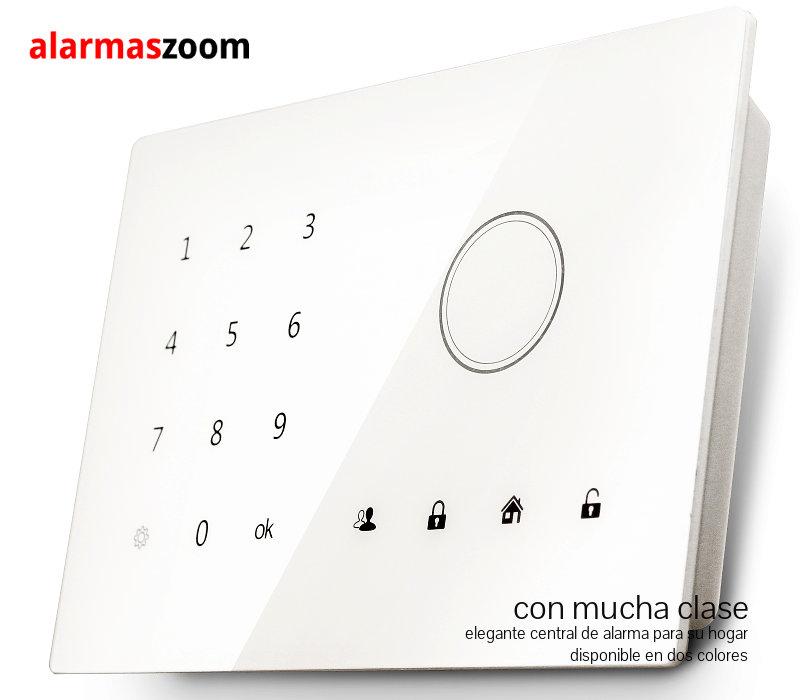 Alarmas-zoom AZ012 GA242Q W