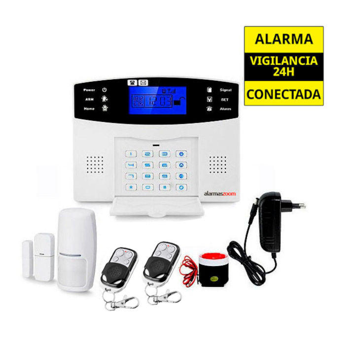 Central alarma Alarmas-zoom AZ017