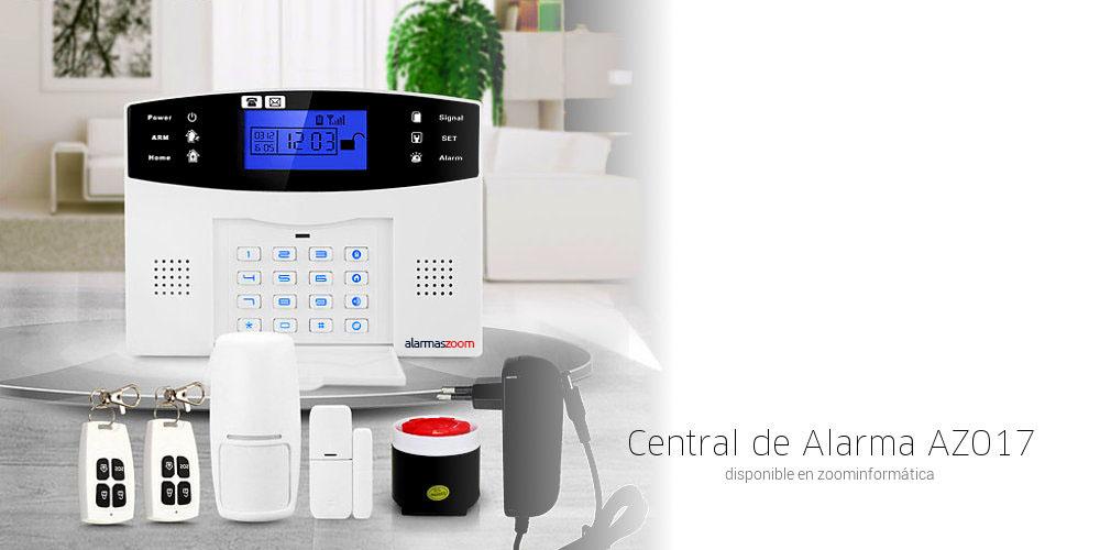 Alarmas-zoom AZ017 30