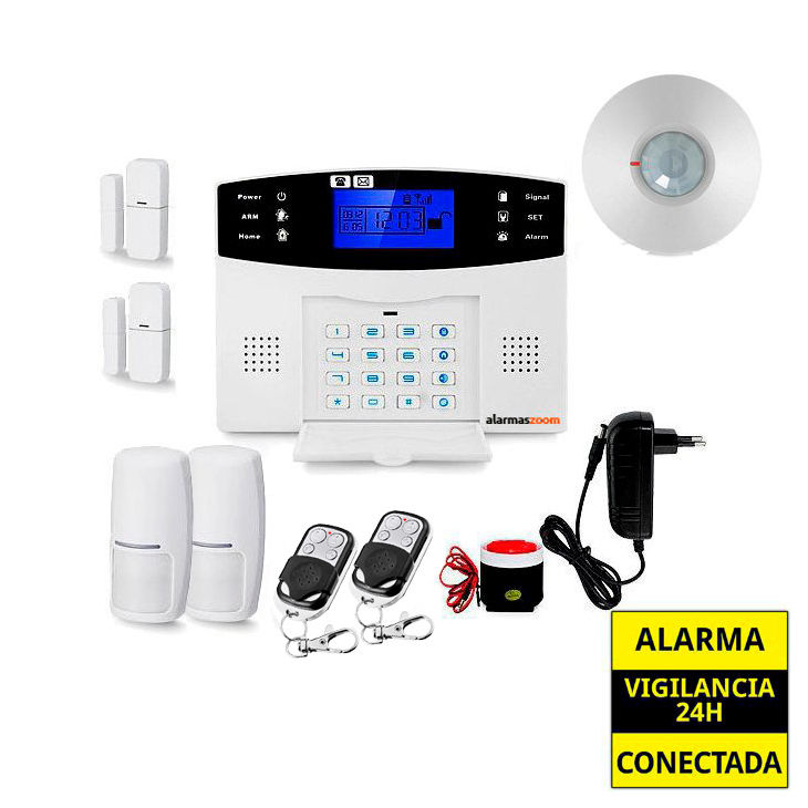 Kits Alarmas Alarmas-zoom AZ017 30