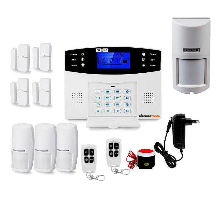 Sistema de alarma para casa Sensor exterior antimascotas AZ017 33