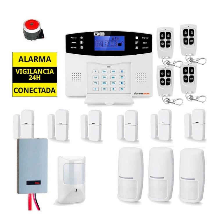KITS ALARMAS SIN CUOTAS alarmas-zoom AZ017 37