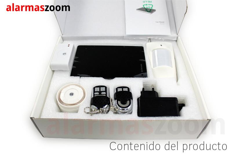 Alarmas-zoom AZ008  GA122Q 1