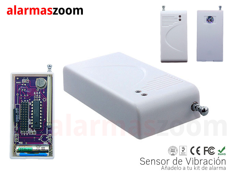 Alarmas-zoom WVS101