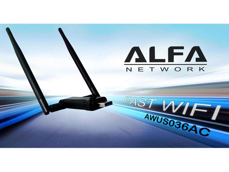 Alfa network AWUS036AC