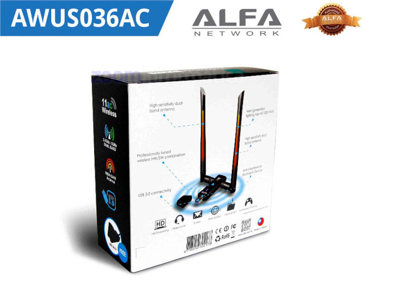 Alfa network AWUS036AC R