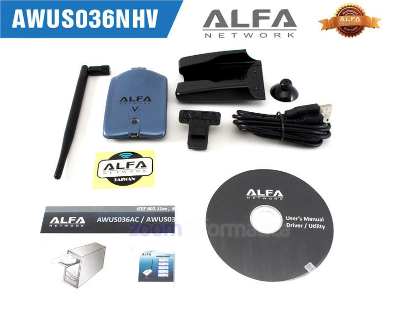 Alfa network AWUS036NHV R