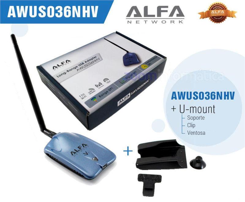 Alfa network AWUS036NHV