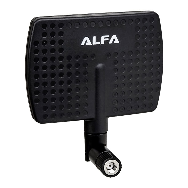 Alfa Network APA-M04 APA-M04 ALFA NETWORK ANTENA PANEL WIFI ALFA NETWORK INTERIOR APA-M04 WIRELESS 7DBI INTERIOR 2.4GHZ