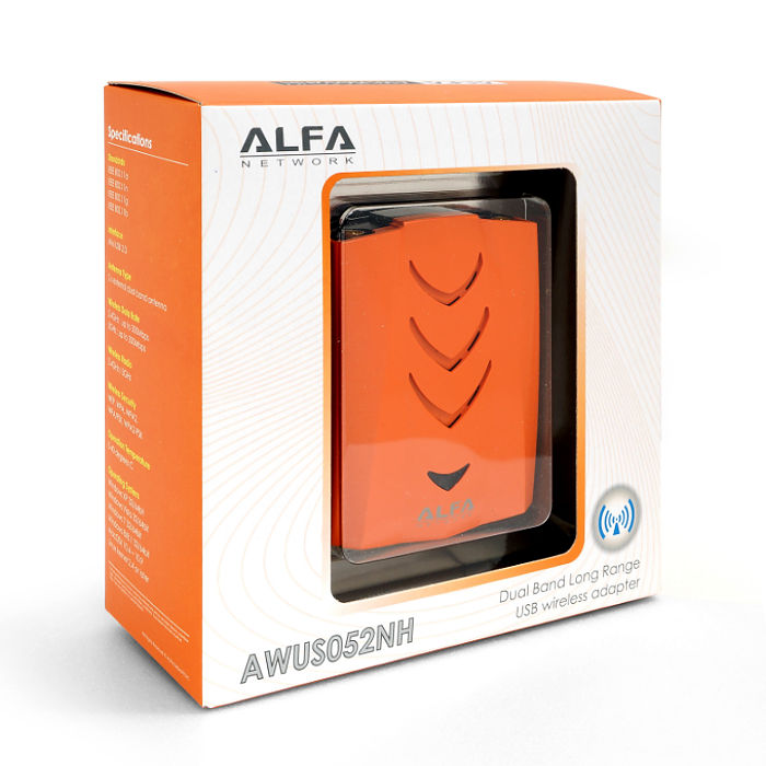 ALFA NETWORK AWUS052NH WIFI Adaptadores WIFI USB