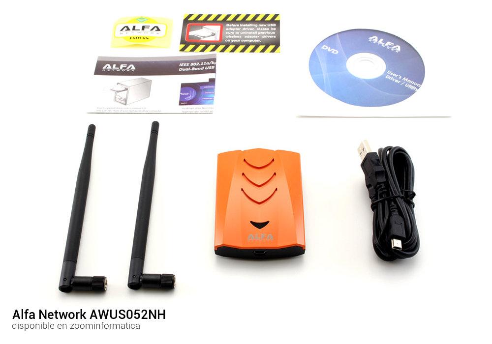 Alfa network AWUS052NH