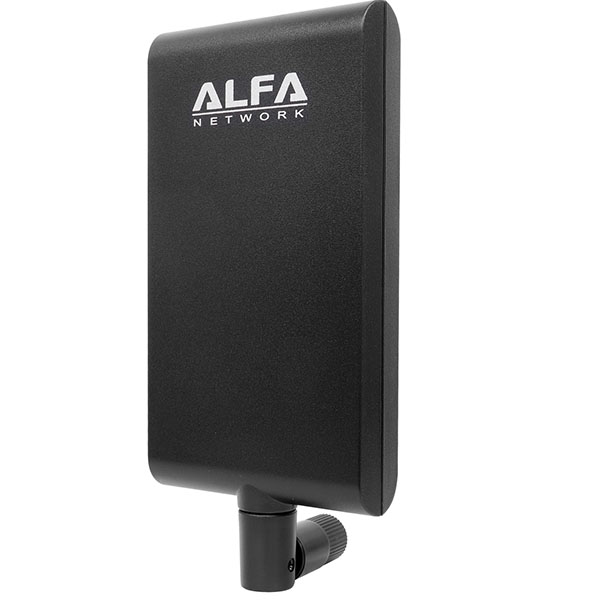 ALFA NETWORK APA M25 Antena panel interior WiFi 2.4  5GHz banda dual