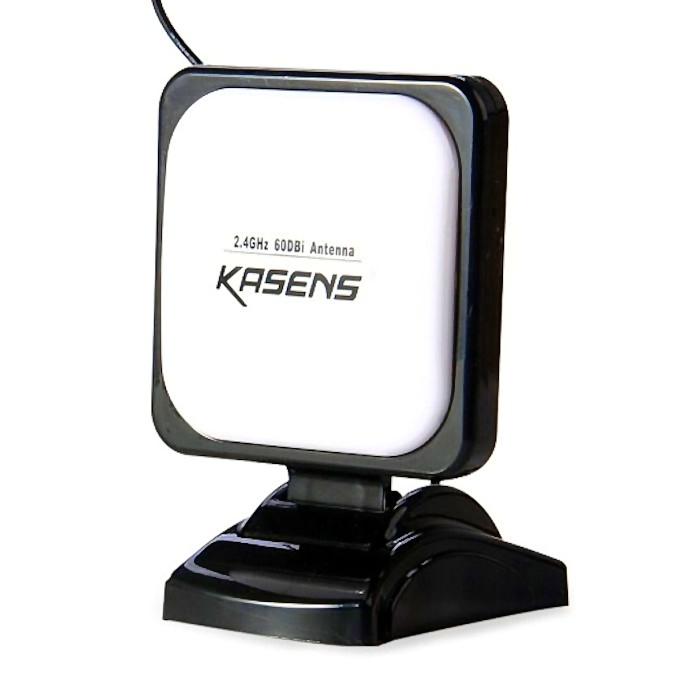 KASENS PANEL 990WG Antena WiFi interior KASENS 990WG 2.4Ghz con 1 metro de cable