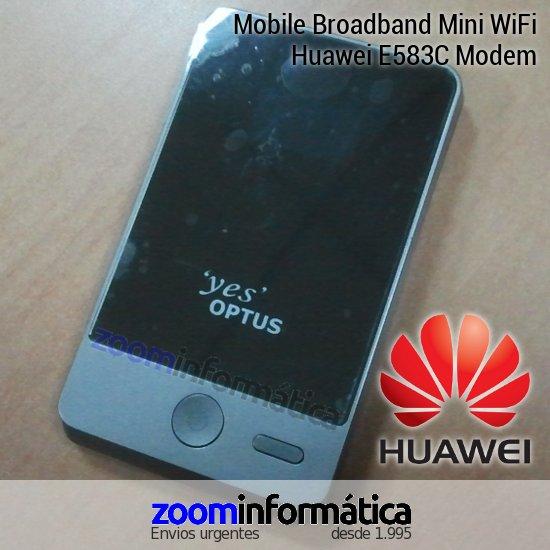 Comprar online MODEM 3G 4G HUAWEI e583c al mejor precio