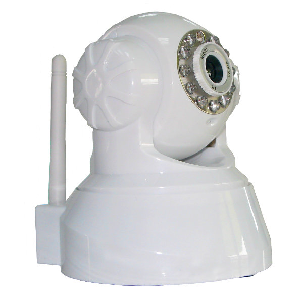 Neo Coolcam NIP-02 W NIP-02 W NEO COOLCAM IP CAMARA WIFI MOTORIZADA VISION NOCTURNA VIDEO VIGILANCIA CAMERA WIRELES BLANCA