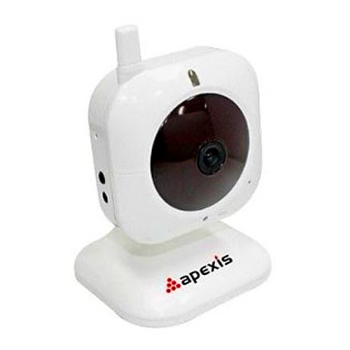 APEXIS APM JP4045 WS  APEXIS CAMARA IP INTERIOR DDNS PARA VIGILANCIA CON LEDs JP4045  FIJA
