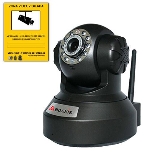 Comprar online Camaras IP Interior APEXIS APM-JP8115-WS al mejor precio