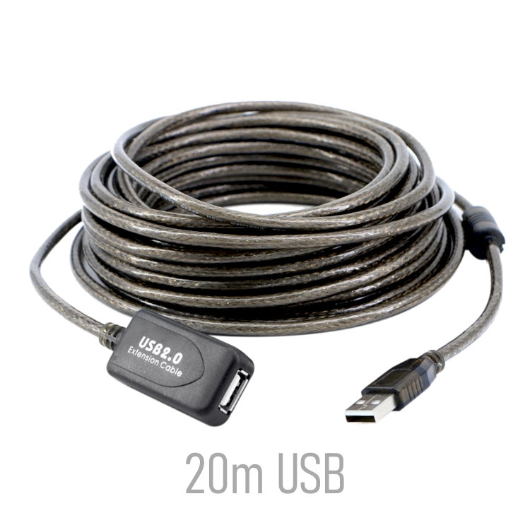 ALFA NETWORK AUSBC 20M Alfa Network AUSBC-20M 20M USB extension cable EXTENSOR PROLONGADOR LARGO WIFI