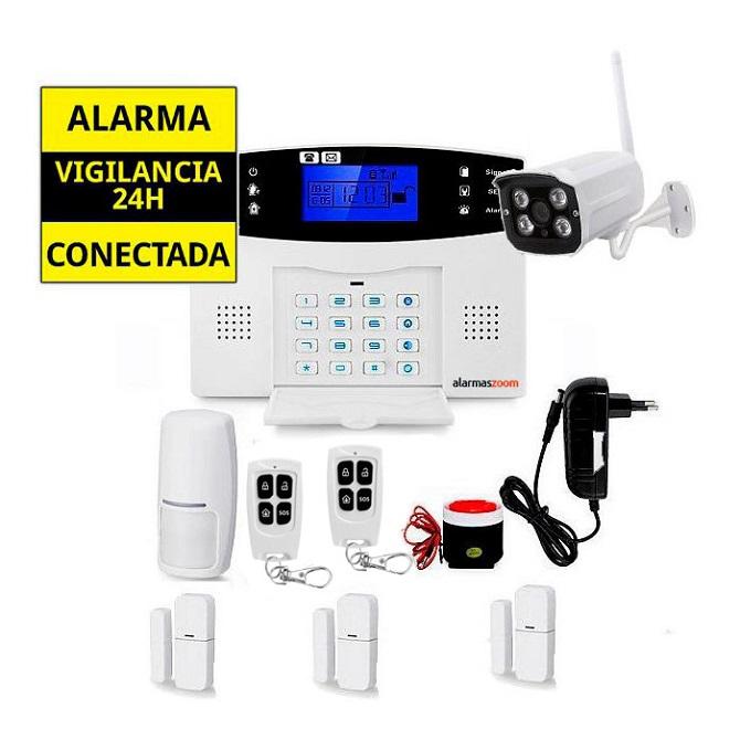 alarmas-zoom AZ017 12 E KITS ALARMAS SIN CUOTAS