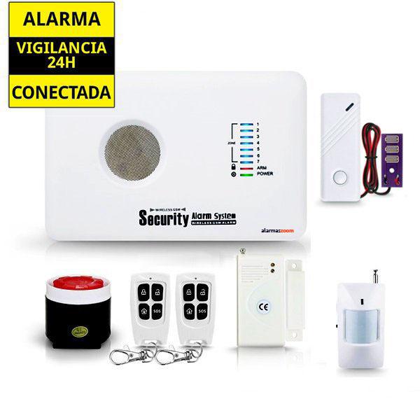 KITS ALARMAS SIN CUOTAS alarmas-zoom AZ018 G10C 14