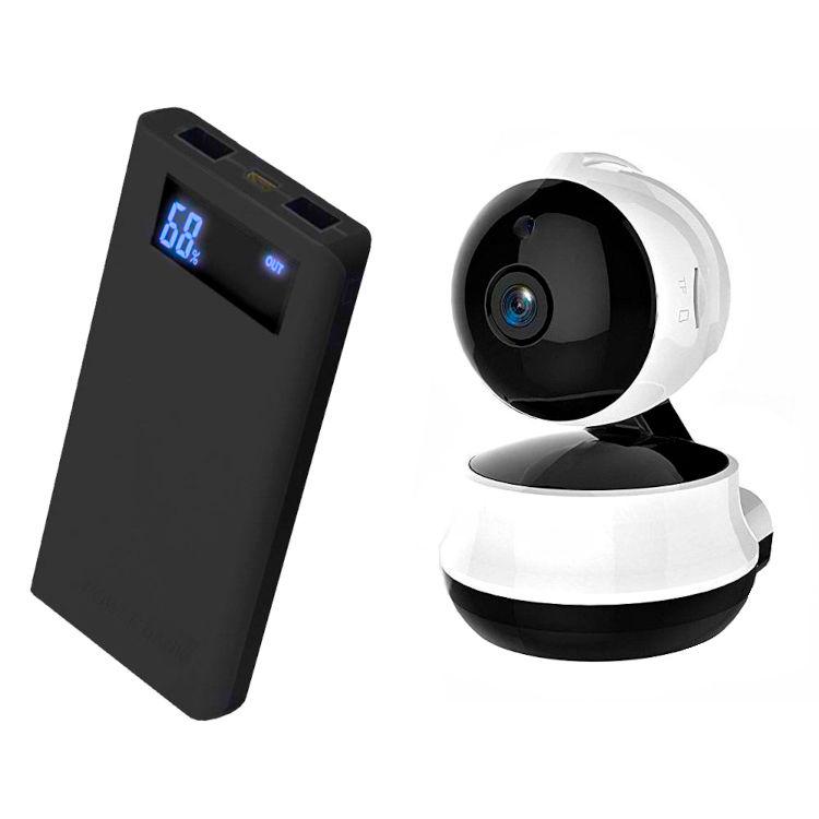 OTROS Camara vigilancia coche con bateria 61GE