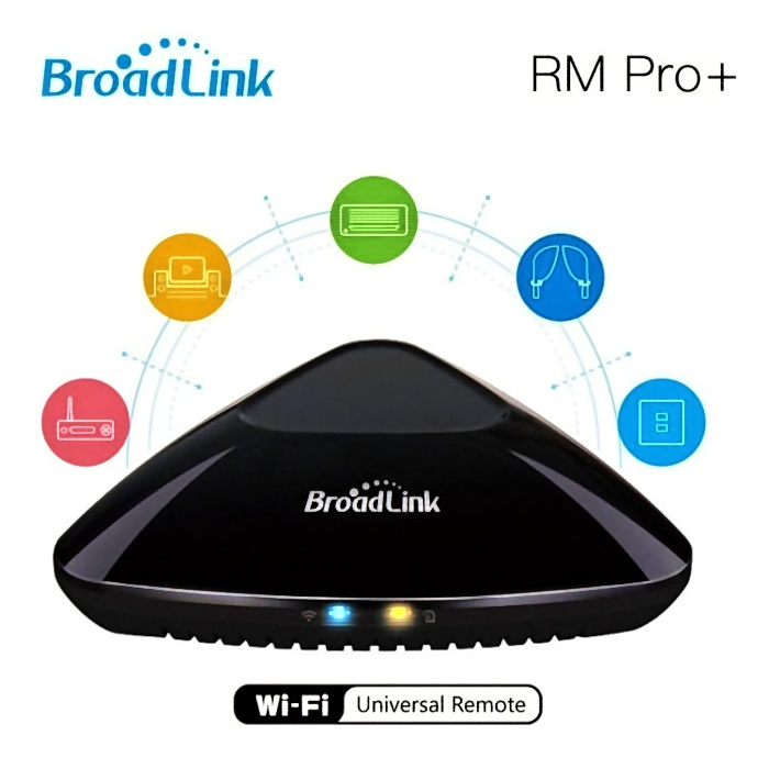 DOMOTICA BROADLINK RM PRO