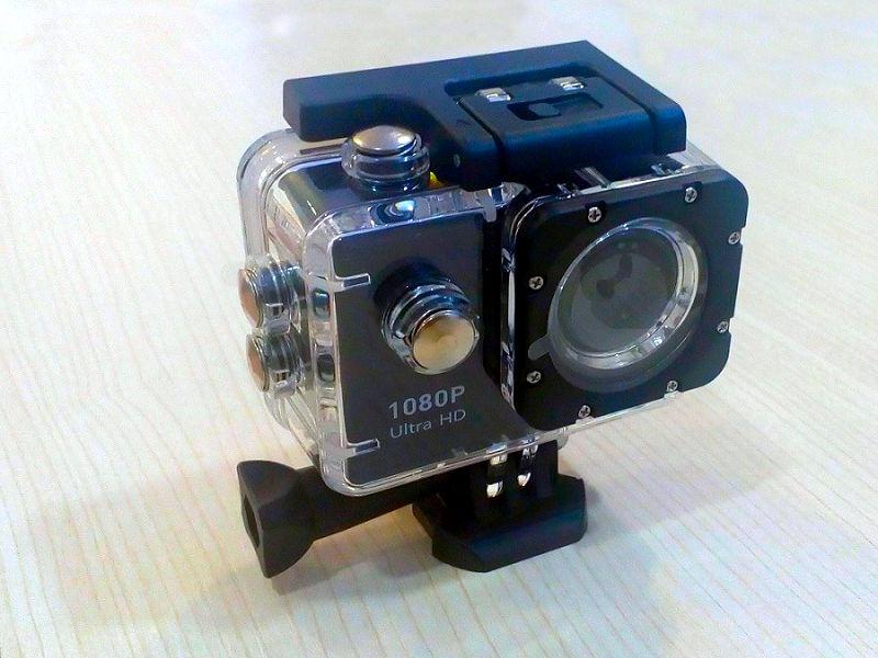 Camaras zoom CAMARA DEPORTIVA 1080P