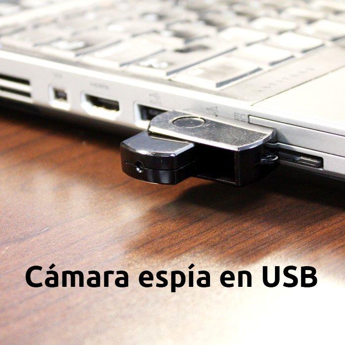 Wonect Camara espia USB