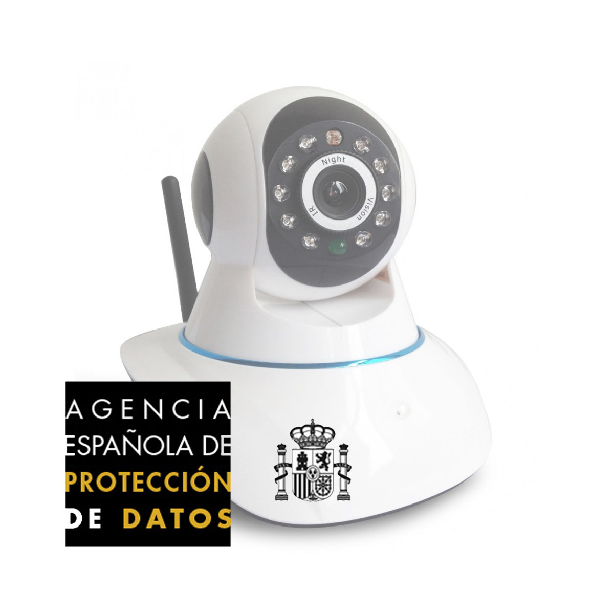Adaptar camaras vigilancia normativa LOPD RGDP