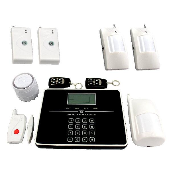 Alarma Hogar Sistema de seguridad 2 Detectores de movimiento inalambricos T33 1