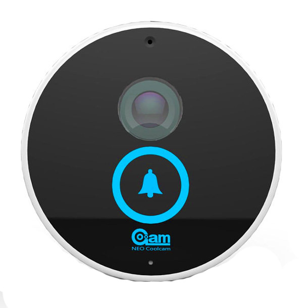Neo Coolcam IDOORBELL iDoorBell NEO COOLCAM Videoportero Timbre de puerta iDoorBell NEO CoolCam Camara IP WiFi vision con Android iPhone