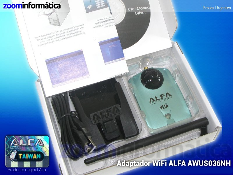 Alfa network AWUS036NH R