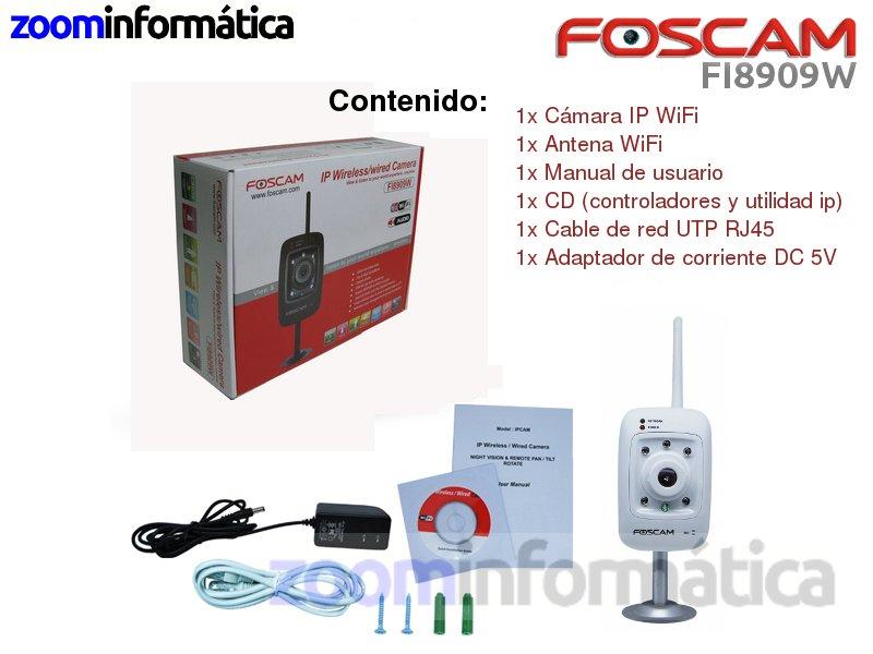 Foscam FI8909W W