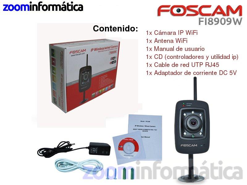 Foscam FI8909W B