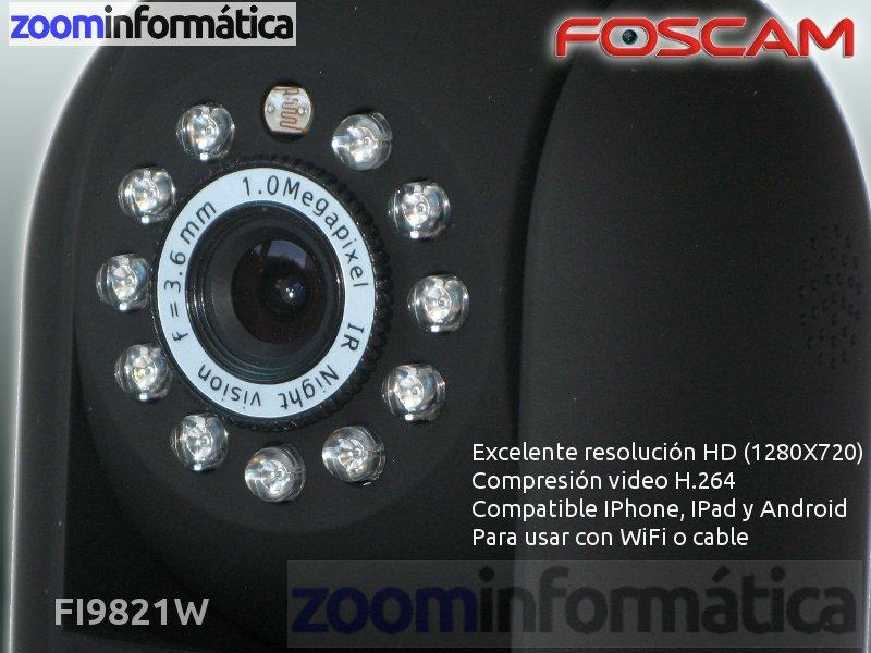 Foscam FI9821P B