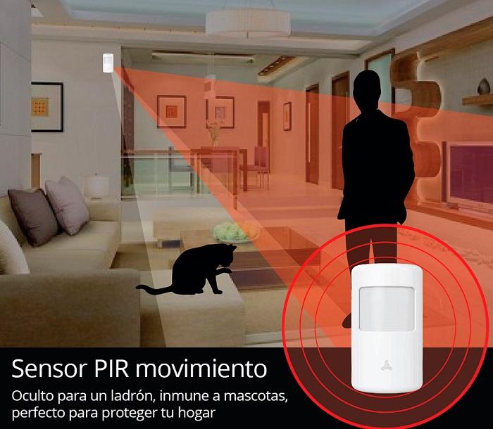 Sensor-PIR-Alarma-Casa-WiFi-GSM
