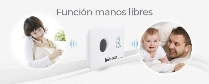 manos-libres-Alarma-para-casa