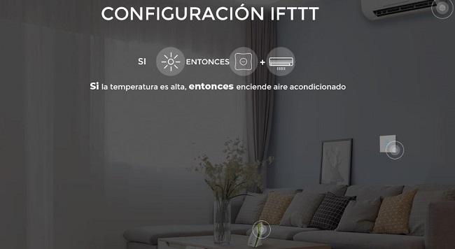 IFTTT-Broadlink-RM4-Pro