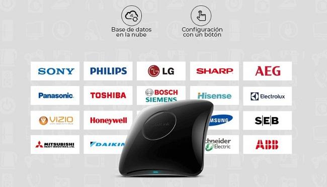 Marcas-compatibles-Broadlink-RM4-Pro
