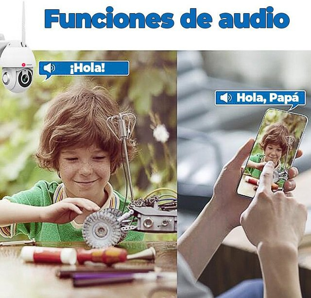 Sonido-Camara-motorizada-interior