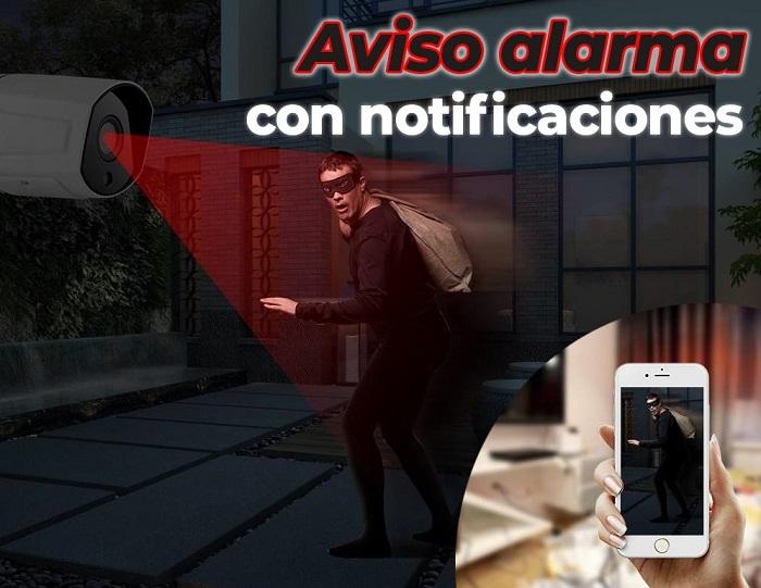 notificaciones-Camara-de-seguridad-exterior