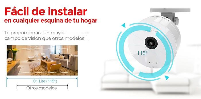 Facil-instalar-Foscam-C1-Lite