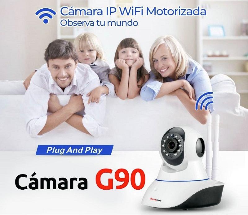 Camara-IP-WiFi