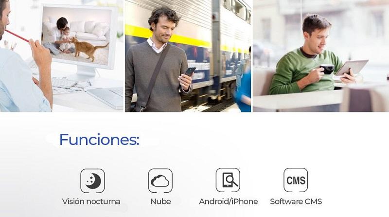 Funciones-Camara-IP-WiFi