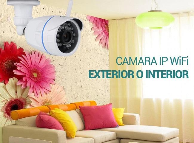 Camara IP exterior NIP-56AI