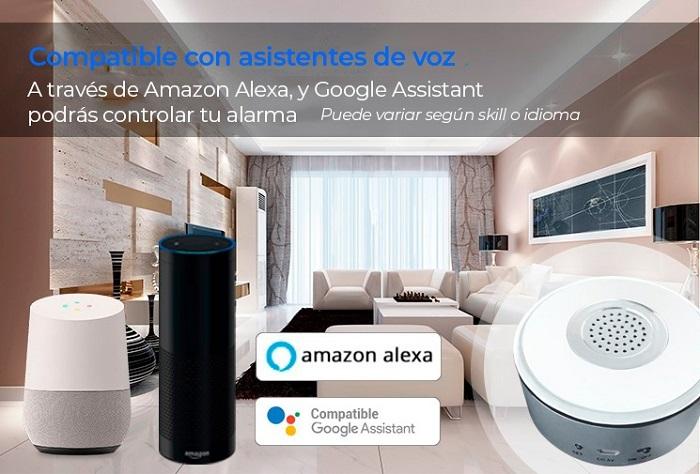 Alarma-compatible-Alexa-Google